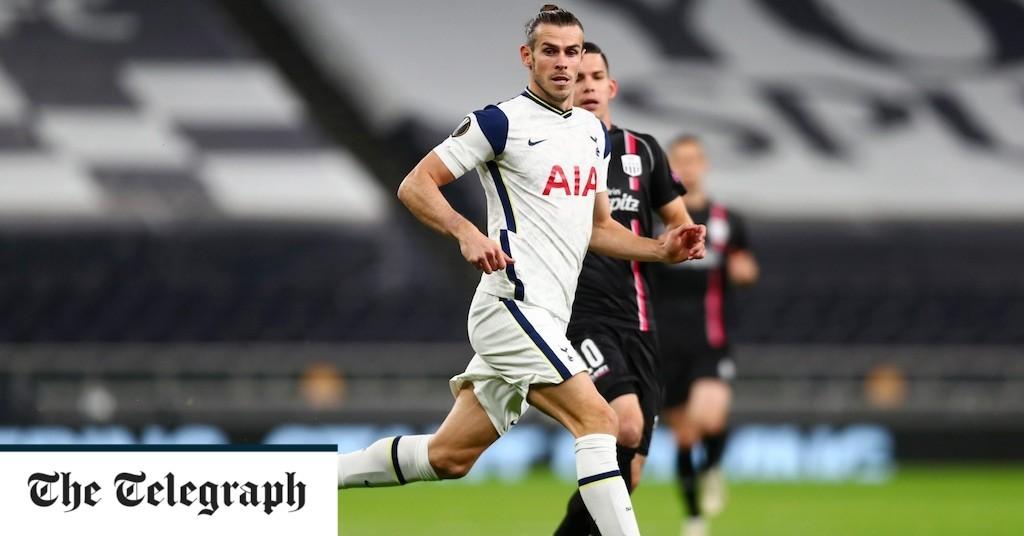 Jose Mourinho confident Gareth Bale will soon show his best form for Tottenham