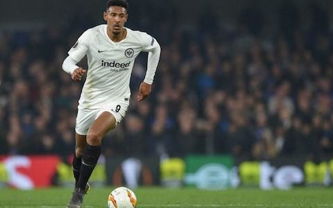 West Ham close in on Sebastien Haller after agreeing club record £45m fee for Eintracht Frankfurt striker