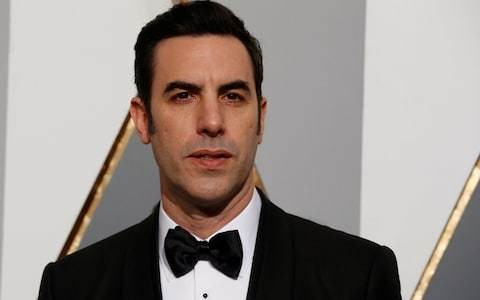 Sacha Baron Cohen hits out at social media 'propaganda'