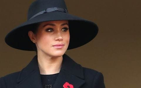 As the Duchess of Sussex nails a wide-brimmed hat, here's how to match your make-up to your hat this winter