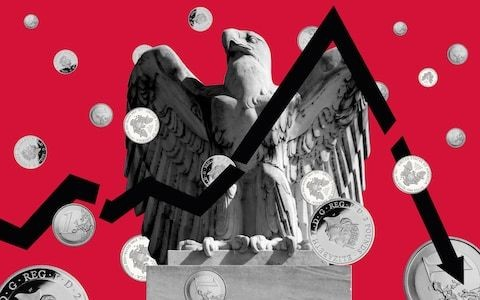 Central banks have trapped us on the conveyor belt to Communism - but disaster can be averted