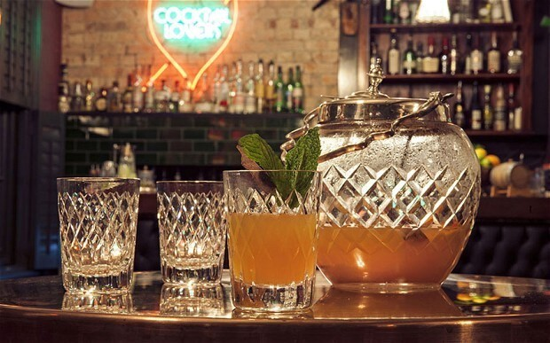 Cocktail of the week: The Great Eastern Punch