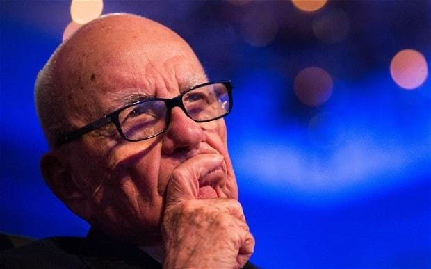 Rupert Murdoch tells of shock when he first heard about his wife's secret meetings with Tony Blair