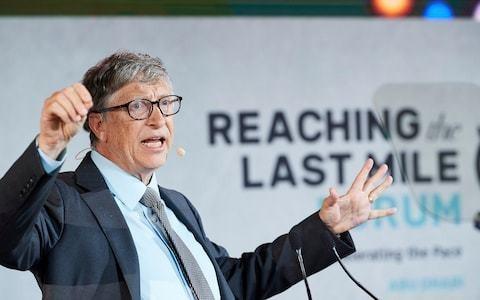 Bill's billion-dollar polio pledge: Gates funds final push on eradication