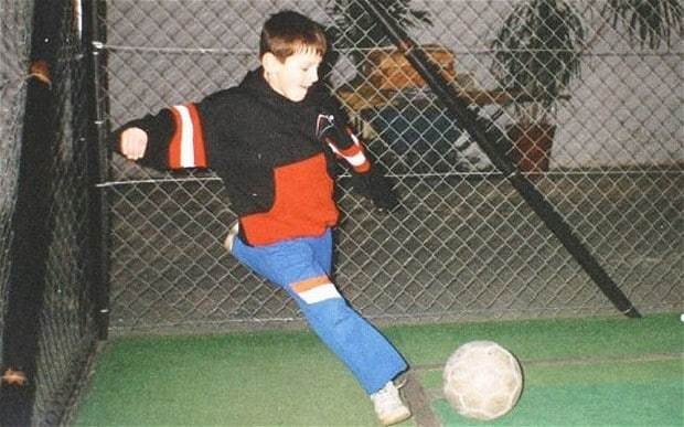 Lionel Messi's improbable progression from struggling youngster to world super star