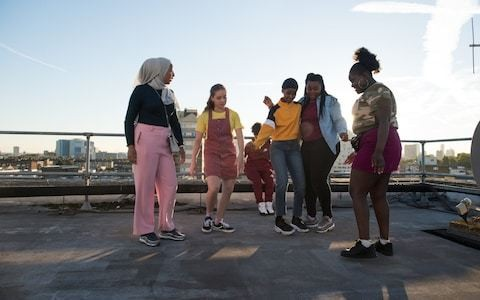 Rocks review: a wildly charming celebration of teen potential