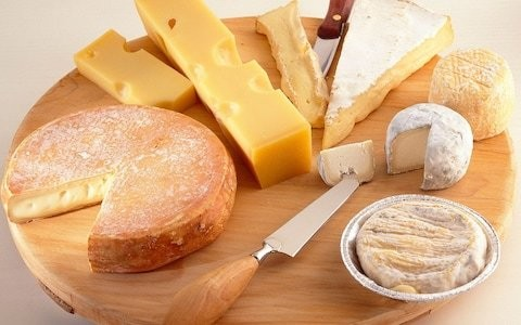 High-fat cheese: the secret to a healthy life?