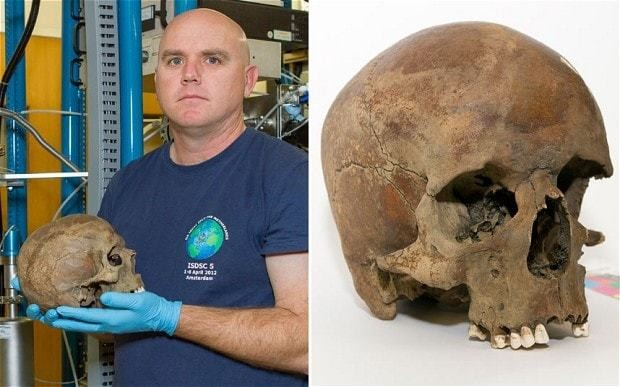 Skull found in Australia challenges Captain Cook claim
