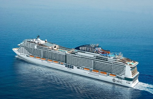 As a new behemoth takes to the seas, here are the world's 25 largest cruise ships
