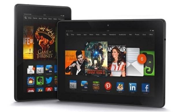 """Kindle Fire HDX 7"""" review"""