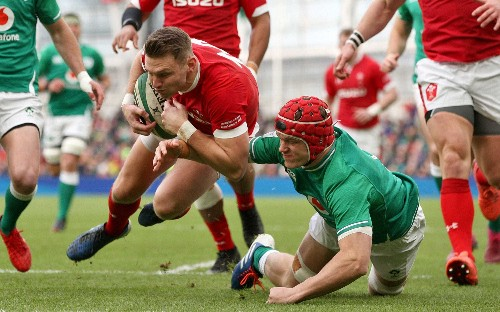 Dan Biggar blow for Wales as head injury compounds fly-half casualty list