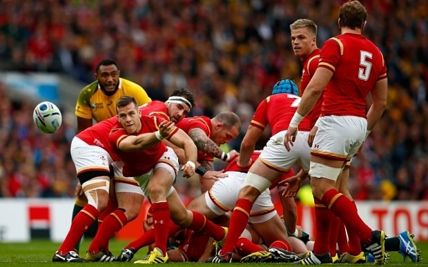 Everything you need to know about the Rugby World Cup 2015 quarter-finals