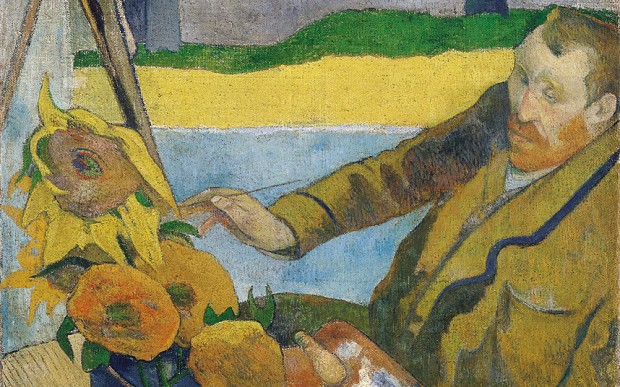 Van Gogh's year in torment, as revealed by scientists