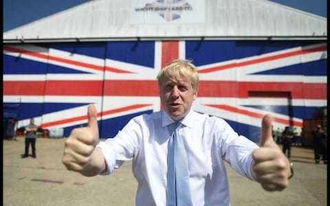 Only a brashly optimistic PM can make our belittled country great again