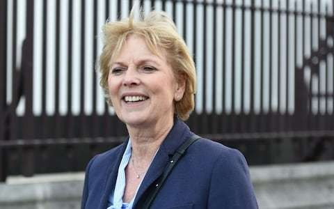 Unity government could be filled with retiring MPs and Lords, says Anna Soubry amid cross-party talks