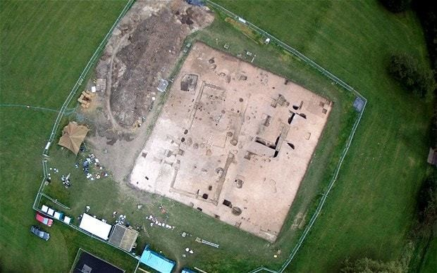 Anglo-Saxon hall found in Kent is 'tip of the iceberg'
