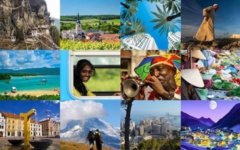 20 destinations for 2015