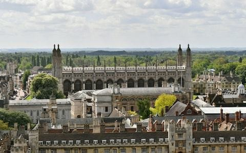 Cambridge admits record number of state educated students as private schools call for disadvantage to be measured 'intelligently'