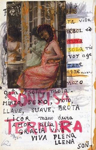 The secret diary of Frida Kahlo
