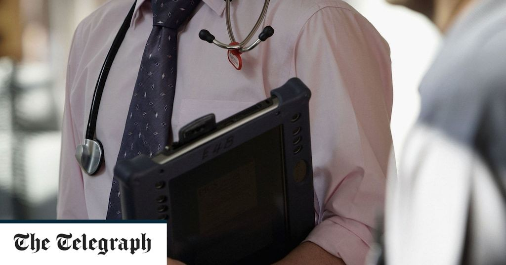 Hospitals paying locum doctors record sums of £4,000 per shift