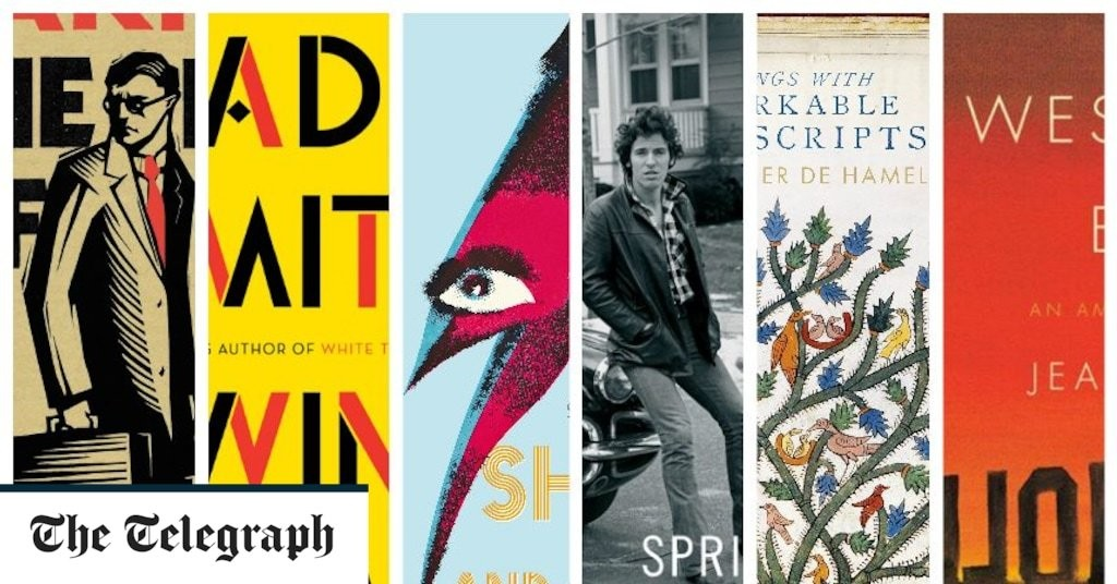 The 50 best books for Christmas 2016