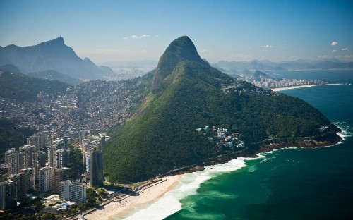 Six ways to see the best of Brazil