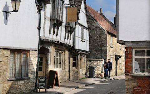 Is this England's most famous village?