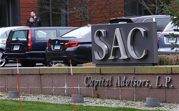 SAC Capital fund manager charged in Dell insider trading case