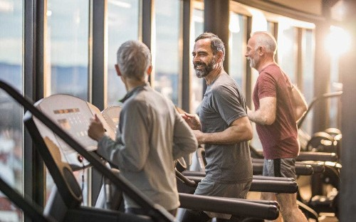 Getting fit in midlife: how long does it really take?