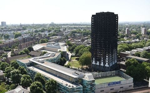 Police say there's 'no guarantee' criminal charges will be brought over Grenfell Tower fire
