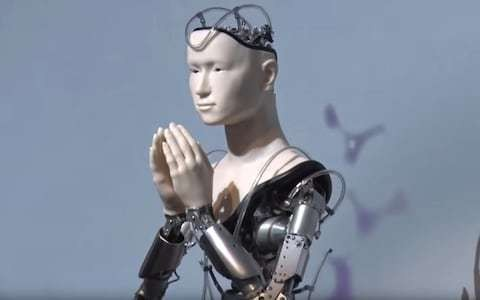 Buddhist robot priest to dole out advice in Kyoto temple