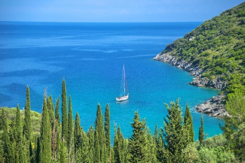 Is this the most beautiful island in Greece?