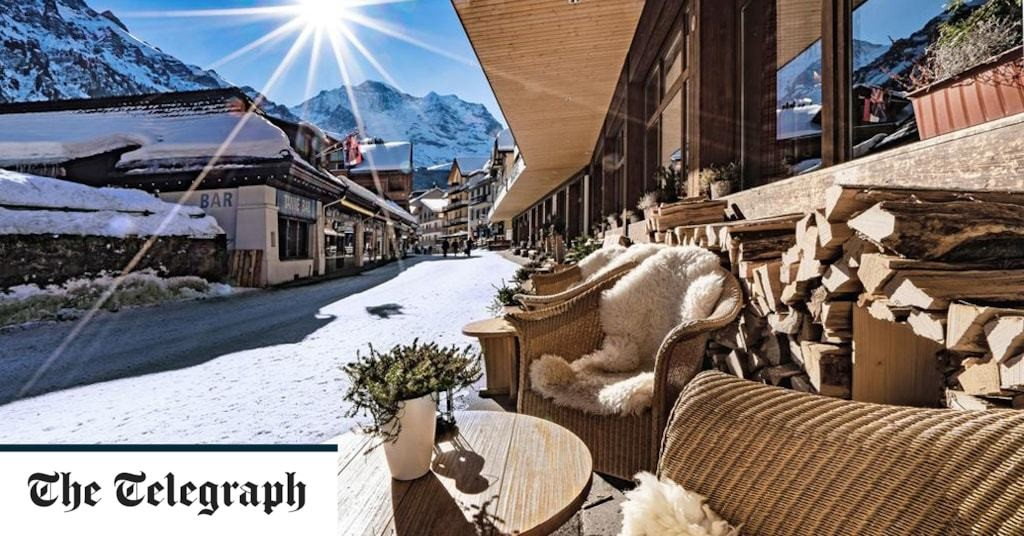 The best hotels in Wengen for a winter escape in the stunning Swiss mountains