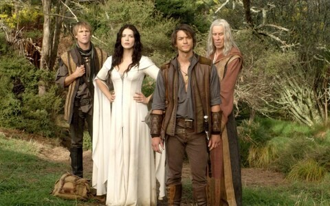 The original See: the bizarre story of fantasy flop Legend of the Seeker