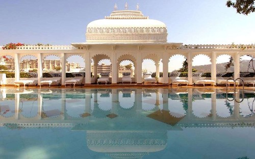 Royal retreats: 14 incredible palace hotels in India