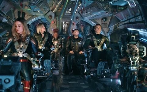 Avengers: Endgame review - a galvanising victory lap for a blockbuster about blockbusters
