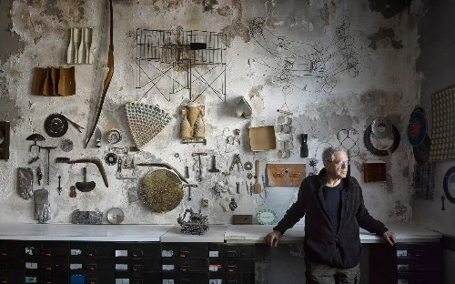 The photographer who won the £43m property jackpot