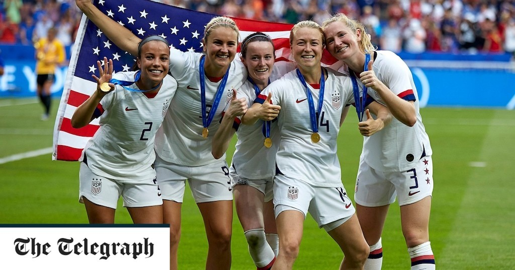 USWNT players reach 'long overdue' equal working conditions agreement