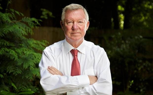 Sir Alex Ferguson reveals the real reason for his retirement as Manchester United manager