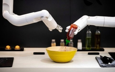 From cleaning toilets to cooking your dinner – five ways robots will transform housework