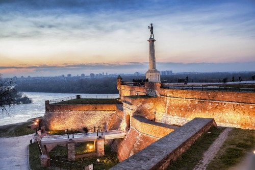 What to do in Belgrade - tips for Charles and Camilla