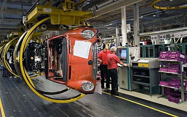 Manufacturers relying on digital to improve efficiency