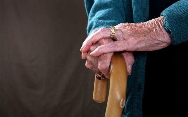 One in three people would not house ageing parents