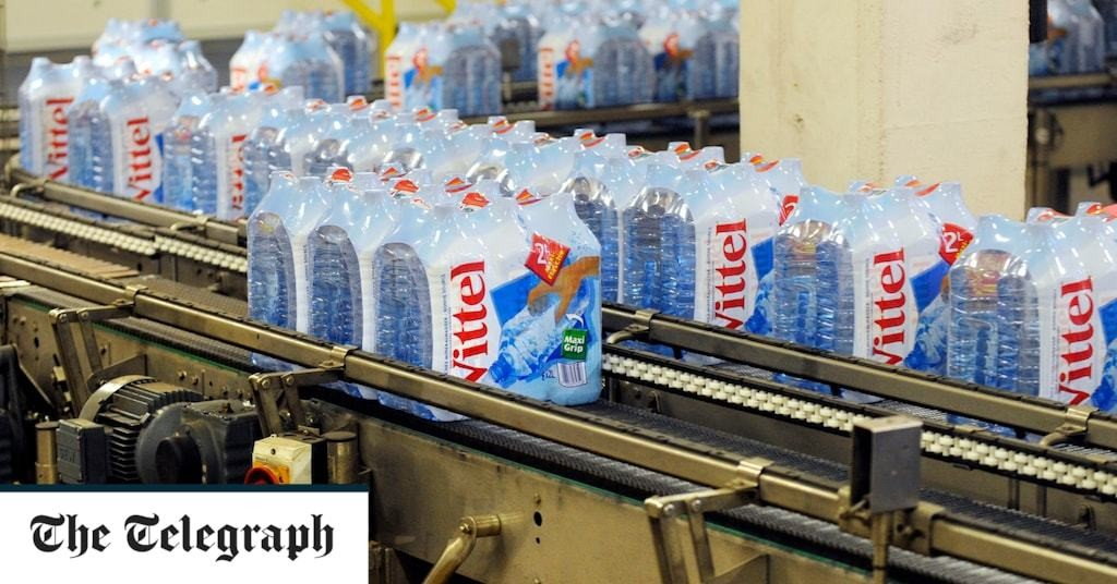 French town of Vittel suffering water shortages as Nestle accused of 'overusing' resources