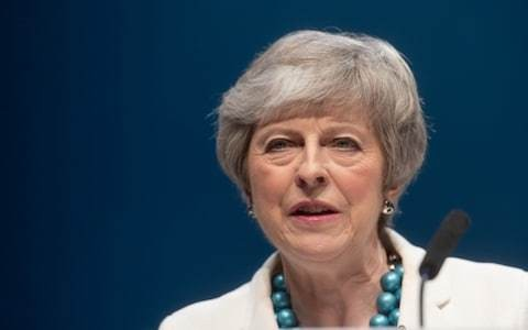 Theresa May has pulled off one remarkable feat – millions will now vote in the European elections