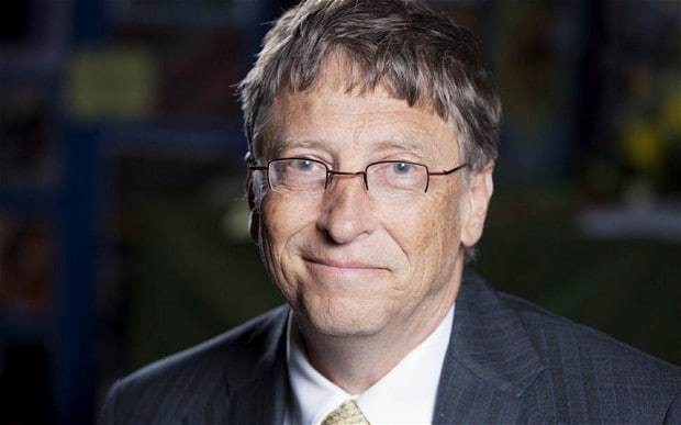 Bill Gates' to spend $50m fighting Ebola outbreak