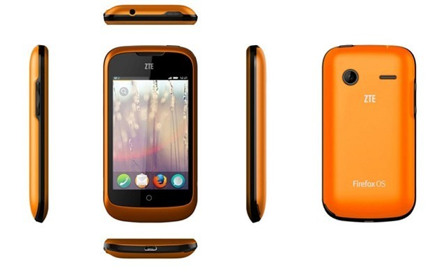 Firefox OS smartphone sells out
