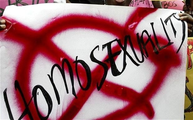 Homophobic people 'more likely to display other undesirable psychological traits'