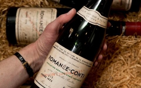 Collection of 16,889 bottles of wine sets world sales record of £23 million at Sotheby's Hong Kong auction