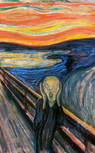 Edvard Munch's Scream isn't screaming, says British Museum